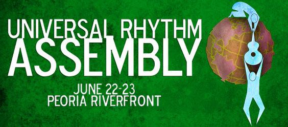 Universal Rhythm Assembly 2012 Lineup Announced & Tickets Info